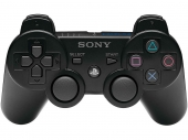 PS3 DS3 WIRELESS CONTROLLER  - BLACK LATAM...