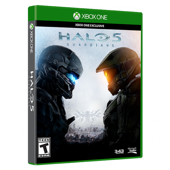 CONSOLA XBOX ONE+JUEGO HALO 5-REACONDICIONADO