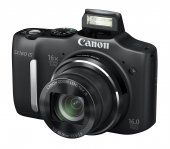 Camara Canon Powershot SX160IS Negra