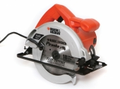 Sierra circular  BLACK  Decker  CS1024-B