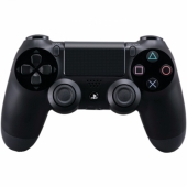 PS4 DS4 (CUH-ZCT1U) - Black - LATAM