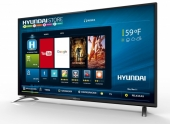 "TV LED HYUNDAI 50""/127 CMS, TELEVISOR LED 4K DIGIT"