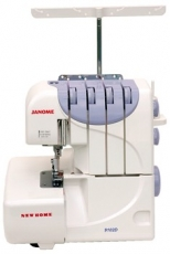 FILETEADORA FAMILIAR JANOME NEW 9102D