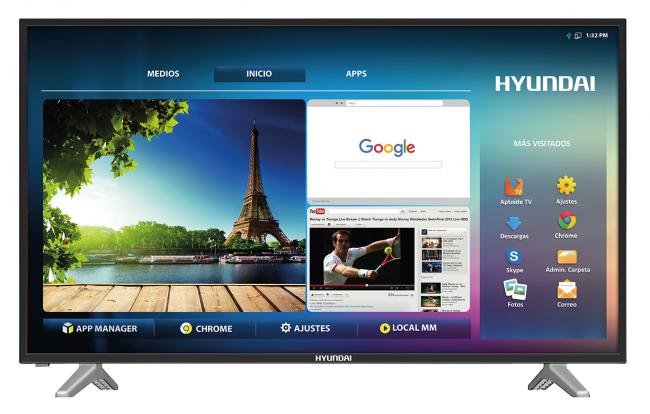 TELEVISOR HYUNDAI HYLED4018INT2